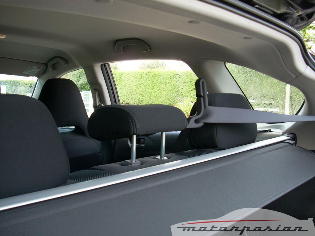 Foto de Subaru Impreza Sport (prueba) (17/32)