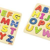 Puzzle de madera para niños por sólo 7,72 euros