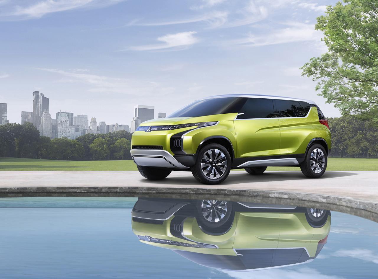 Foto de Mitsubishi GR-PHEV, XR-PHEV y AR Concept (1/17)