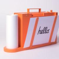 'Paper' quiere reinventar la impresora por medio de un diseño vertical de papel continuo