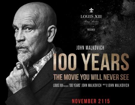 Robert Rodriguez y John Malkovich han rodado una película que se estrenará en el año 2115 - la imagen de la semana