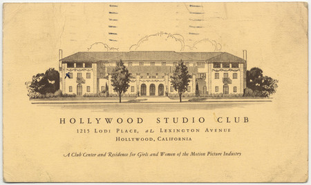 Hollywood Studio Club
