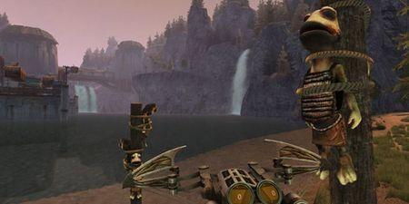 El 'Oddworld: Stranger's Wrath HD' de PS Vita para noviembre