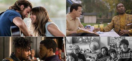 A una semana de las nominaciones al Óscar, éstas son las películas mejor posicionadas