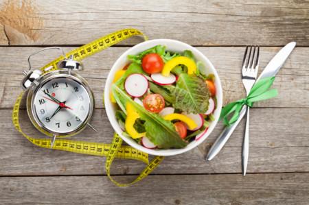 comer sano hace bajar de peso