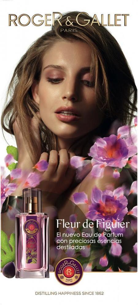 Roger & Gallet Fleur de Figuier ahora en un Eau de parfum
