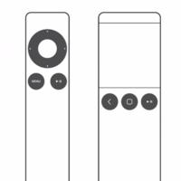 Así puede ser la interfaz de un AppleTV controlada desde un iPhone