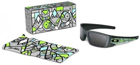 Gafas Oakley Fuel Cell con diseño de Don Pendleton
