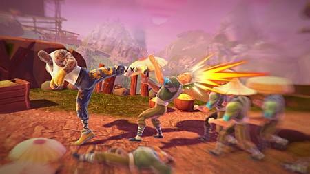 Sin previo aviso: Shaq Fu: A Legend Reborn ya está disponible en PSN