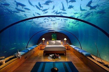 Durmiendo bajo el mar