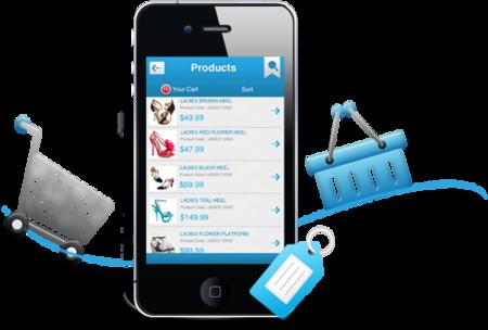 El iPad y el iPhone continúan liderando las compras online desde dispositivos móviles