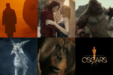 Esta es la magia detrás de todas las películas nominadas al Óscar 2018 a mejores efectos visuales