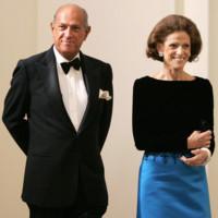 Annette Engelhard, su segunda esposa