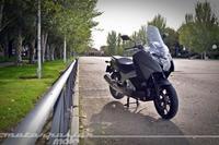 Honda Integra, prueba (características y curiosidades)