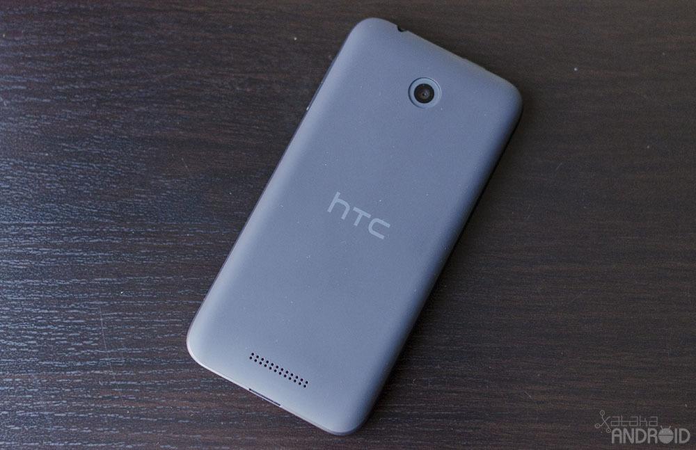 Foto de HTC Desire 510, diseño (12/22)
