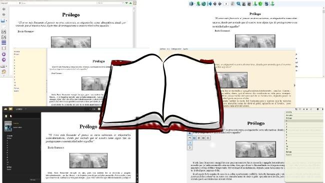 Seis lectores de EPUB para Windows y Linux rápidos y ligeros