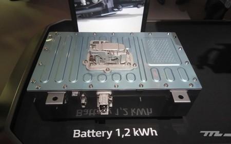 Ranault Clio Hibrido Bateria