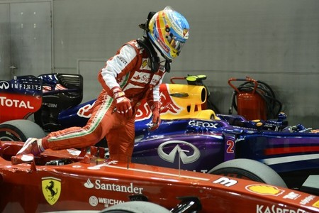 La FIA y Fernando Alonso no creen que el Red Bull sea ilegal