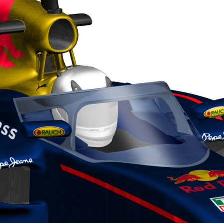 Red Bull Windscreen 2