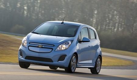 Chevrolet Spark eléctrico: desde 155 euros al mes de 'leasing' (en EE.UU.)