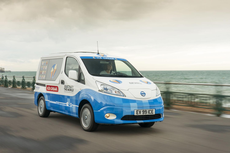 Foto de Nissan NV200 Ice-Cream Van (7/17)