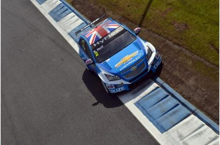 Chevrolet domina en Curitiba