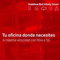 Vodafone Red Infinity Smart: nueva solución flexible para pymes con fibra, fijo y móvil desde 99 euros al mes