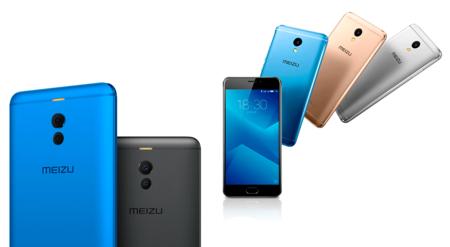 Meizu M6 Note vs M5 Note, comparativa: la cámara doble llega a la gama media del fabricante chino