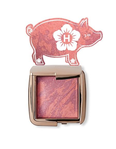 belleza año nuevo cerdo