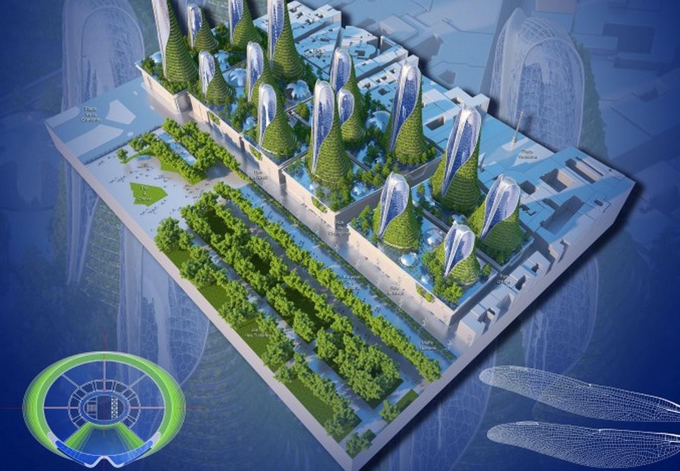 Foto de Paris Smart City 2050 (8/14)