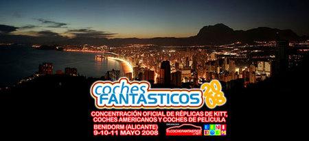 """Suspendido el evento """"Coches Fantásticos 2008"""""""