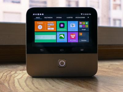 ZTE SPRO 2, análisis: Android es el mejor socio para crear un proyector todo en uno