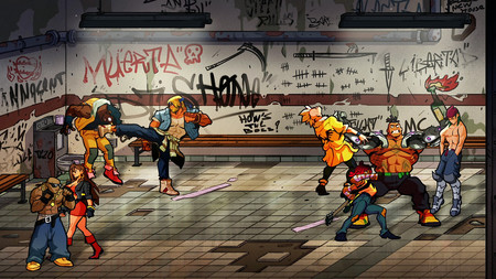 streets of rage 4 1