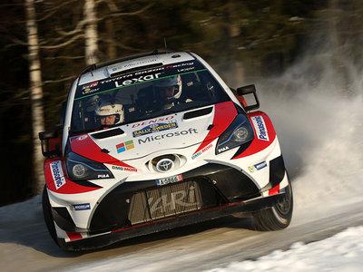 11 preguntas para ver si sabrías conducir como un profesional en un rally repleto de nieve y a gran velocidad