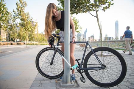 La bicicleta a prueba de robos