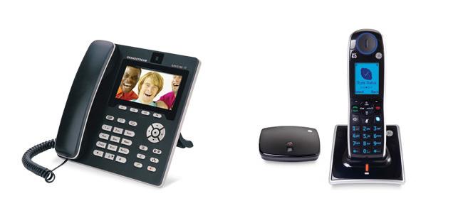 Teléfonos con doble línea compatibles con Skype