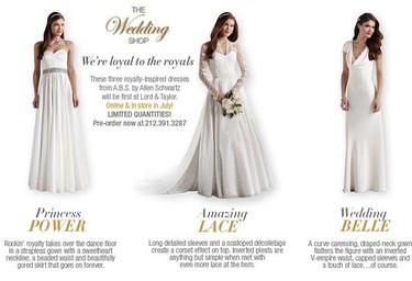 Bocados de realeza 2: cómo hacerte con los vestidos de Kate y Pippa Middleton