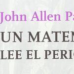 Libros que nos inspiran: 'Un matemático lee el periódico' de John Allen Paulos
