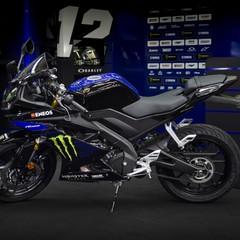 Foto 8 de 10 de la galería yamaha-yzf-r125-monster-energy-yamaha-motogp-2019 en Motorpasion Moto