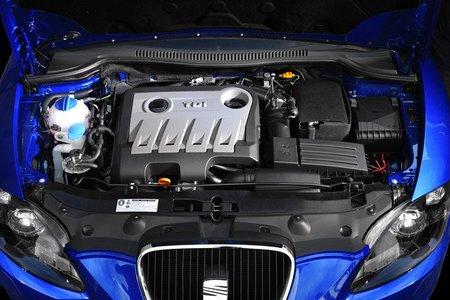 Motor SEAT 2.0 TDI en Leon