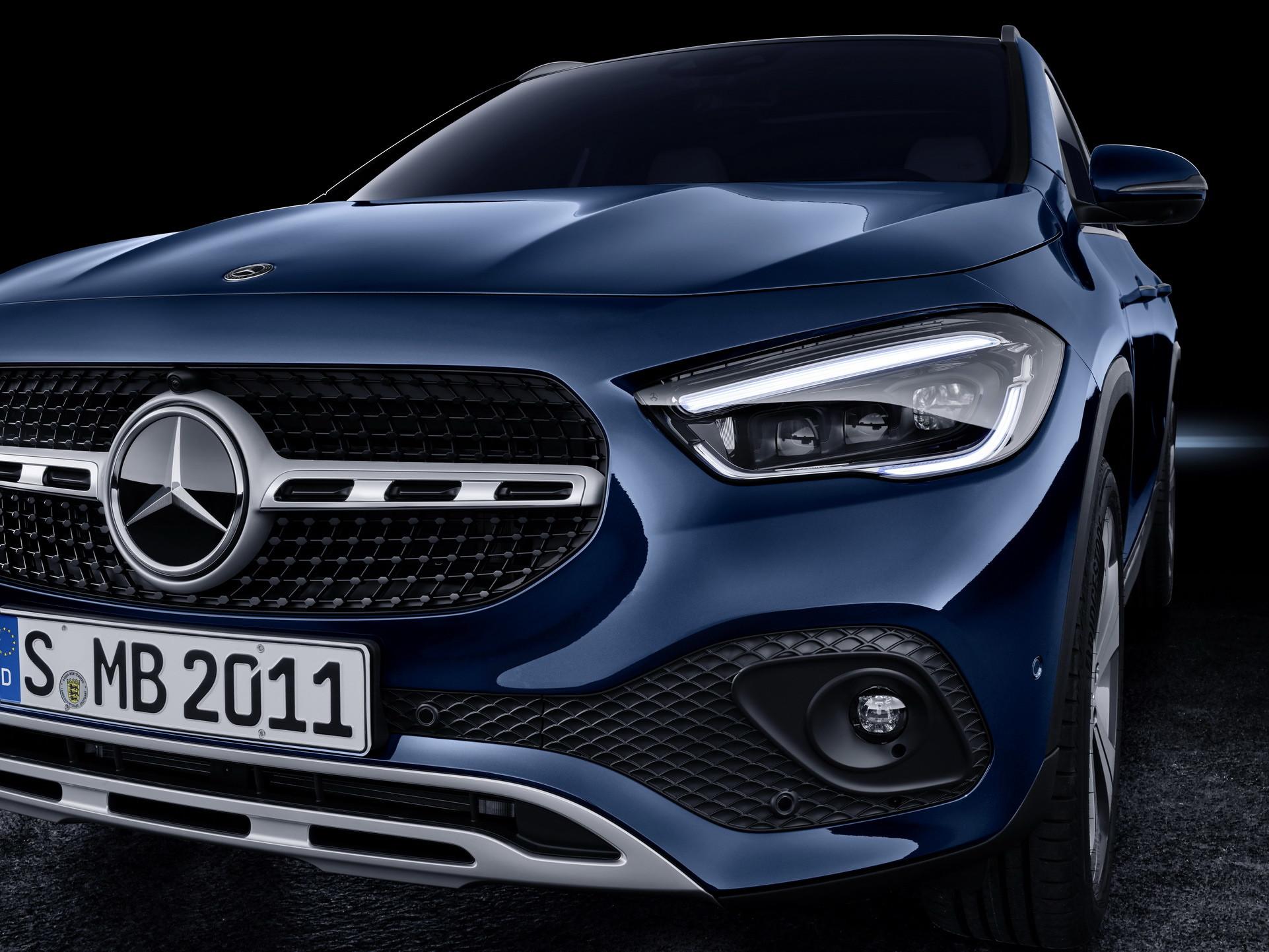 Foto de Mercedes-Benz GLA 2021 (70/103)