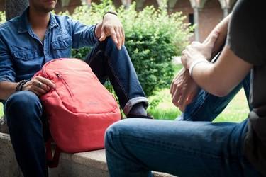 El eterno Tech & Style, Milano, de una mochila Tucano