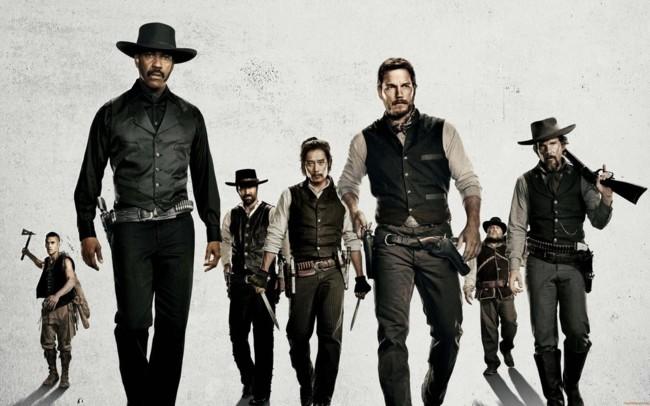 'Los siete magníficos', sobresaliente epítome de western añejo
