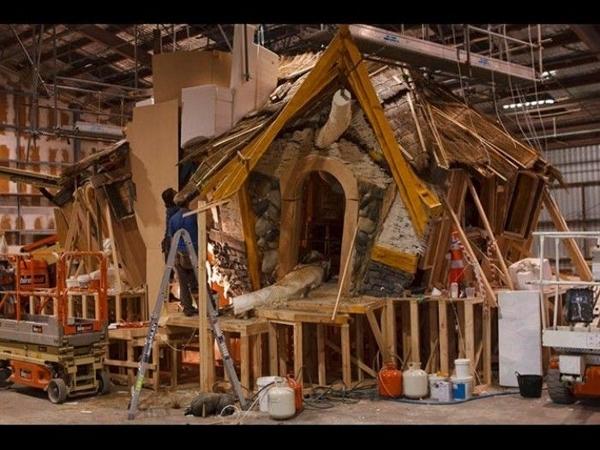 Foto de Fotografías del rodaje de El Hobbit (18/26)