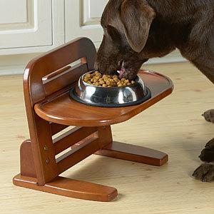 Mesa para perros