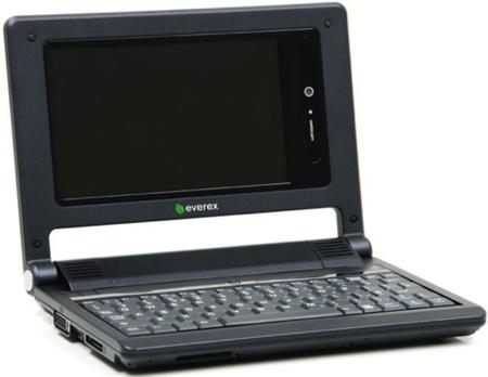 Everex Cloudbook, competencia para el Asus Eee