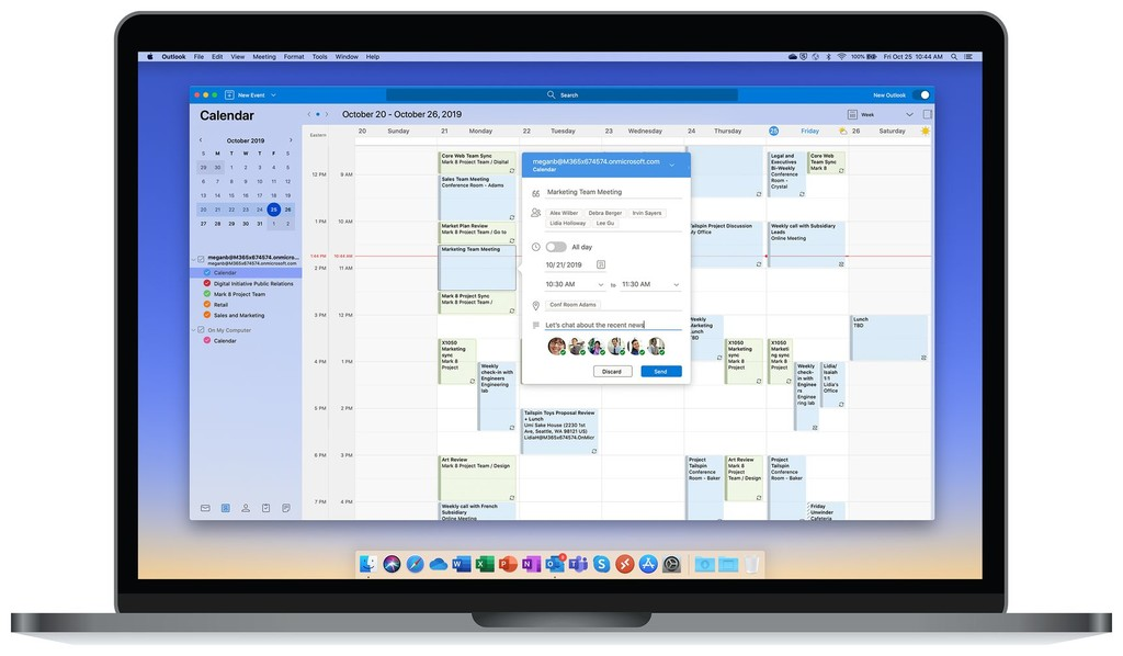Nuevo diseño, lectura por voz de correos y más: todas las novedades de Outlook para iOS y macOS
