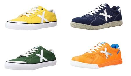 Chollos en zapatillas de la marca Munich en eBay: ofertas desde 21,90 euros con envío gratis incluido