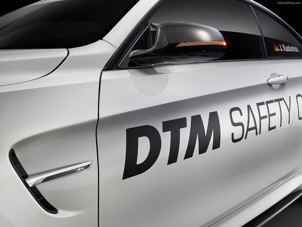 Foto de BMW M4 Coupé DTM Safety Car (1/11)