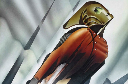 Cómic en cine: 'Rocketeer', de Joe Johnston